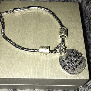 Jewelry - Heaven bracelet for someone who has lost a loved